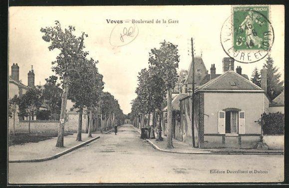 AK Voves, Boulevard de la Gare