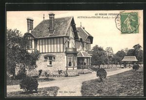 AK Authon-du-Perche, Gebäudeansicht
