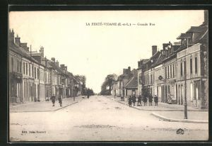 AK La Ferte-Vidame, Grande Rue