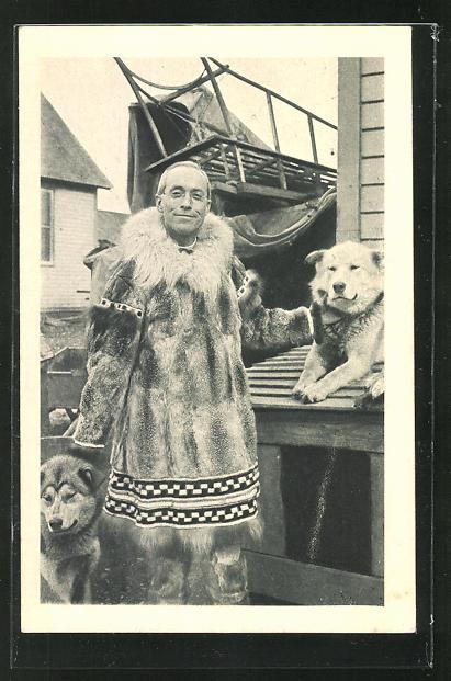 AK Sa Grandeur Monseigneur Crimont, Bischof von Alaska