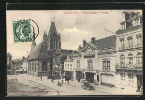 AK Laigle, Place St-Martin