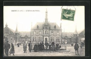 AK Brou, L`Hotel-de-Ville
