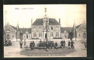 AK Brou, L`Hotel de Ville