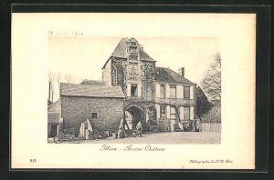 AK Illiers, Ancien Chateau
