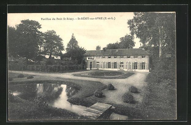 AK St.-Remy-sur-Avre, Pavillon du Petit St.-Remy