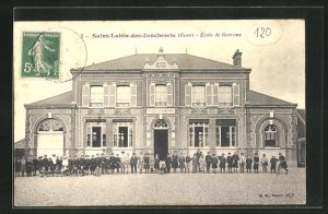 AK St.-Lubin-des-Joncherets, Ecole de Garcons