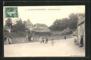 AK St.-Lubin-des-Joncherets, Carrefour de la Croix
