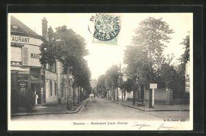 AK Dreux, Boulevard Louis Terrier