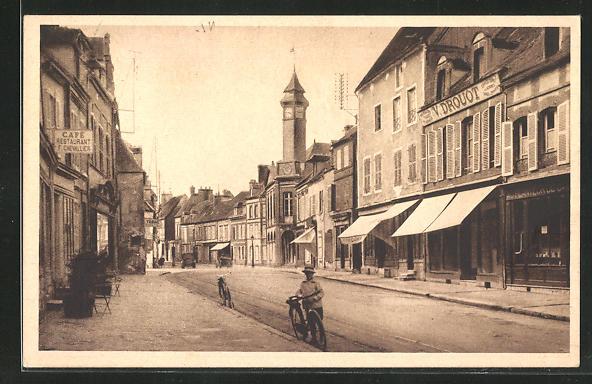 AK Chateauneuf-en-Thymerais, L` Hotel de Ville