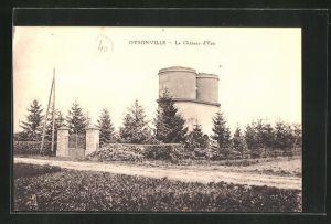 AK Oysonville, Le Chateau d` Eau