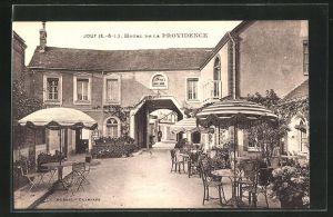AK Jouy, Hotel de la Providence
