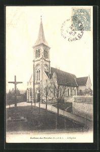 AK Authon-du-Perche, L`Eglise