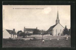 AK La Ferte-Vidame, Morvilliers