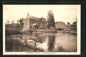 AK Marboue, Le Grand Moulin