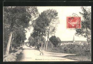 AK Marbouè, Route de Chateaudun