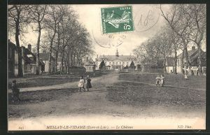 AK Meslay-le-Vidame, Le Chateau