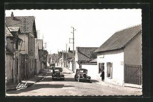 AK Villiers-le-Morhier, Grande Rue