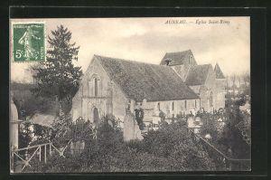 AK Auneau, Èglise Saint-Rèmy