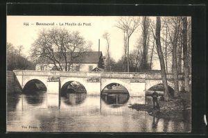 AK Bonneval, Le Moulin du Pont