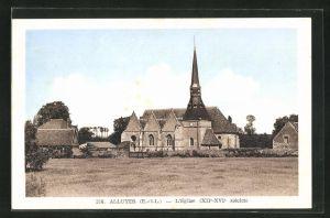 AK Alluyes, L` Eglise