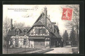 AK La Fertè-Vidame, Chateau de Fresnaye