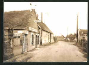 AK Garancieres en Drouais, grande rue