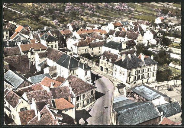 AK Nanteuil-sur-Marne, Vue generale