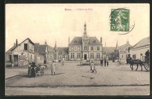 AK Brou, L` Hotel de Ville