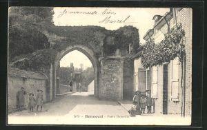 AK Bonneval, Porte Boisville