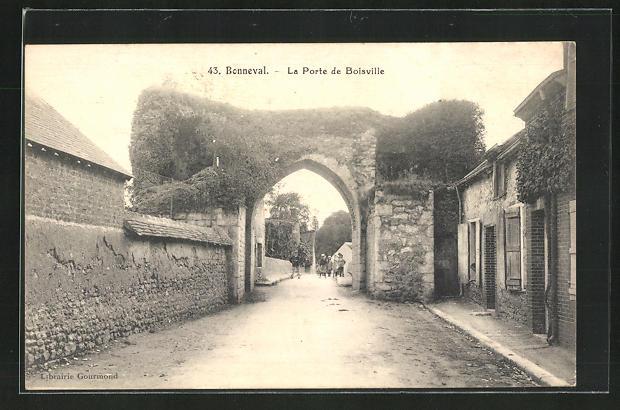 AK Bonneval, La Porte de Boisville