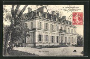 AK Coudray au Perche, Chateau de Montgraham