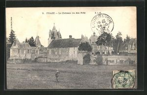 AK Fraze, Le Chateau vu des Pres