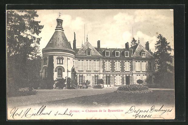 AK Arrou, Chateau de la Brunetiere 0