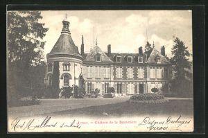 AK Arrou, Chateau de la Brunetiere