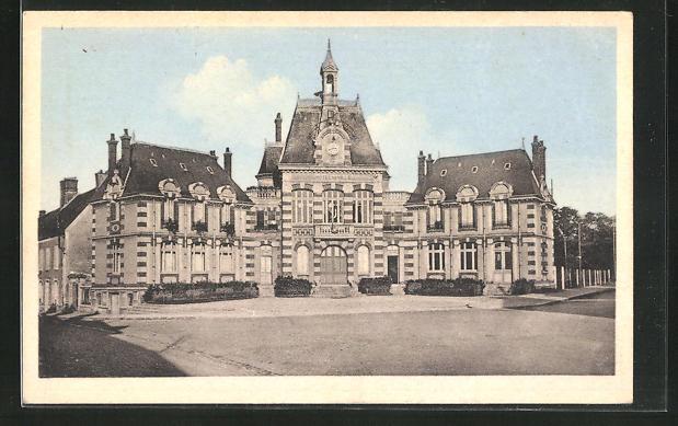 AK Auneau, La Mairie 0