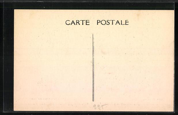 AK Chartres, Fetes Mariales, S. E. le Cardinal-Legat a son trone, pendant la messe pontificale 1927 1