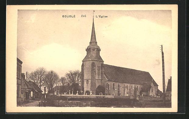 AK Ecuble, L`Eglise 0