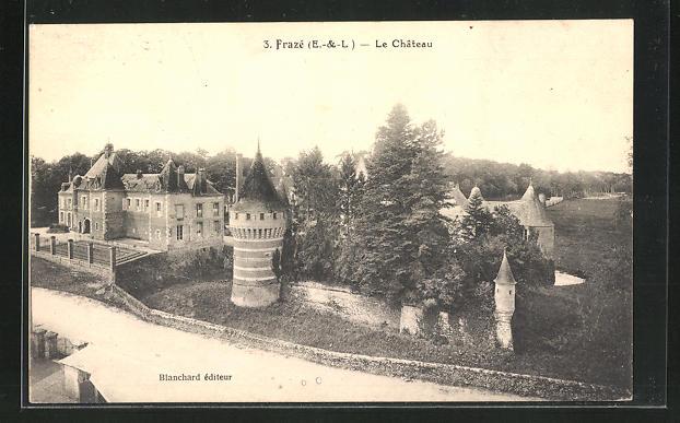 AK Fraze, le chateau