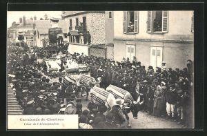 AK Chartres, Cavalcade de Chartres, Char de l`Alimentation
