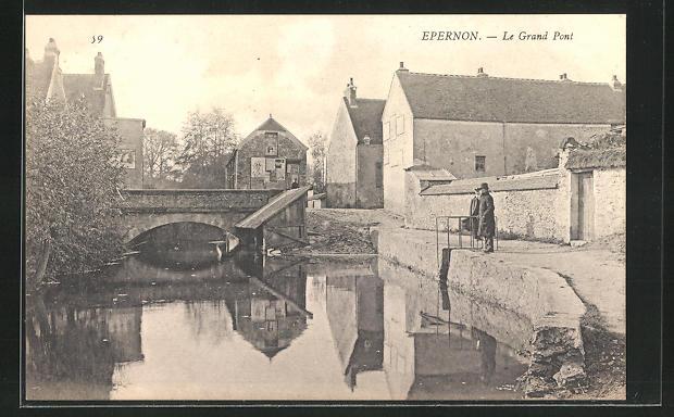 AK Epernon, Le Grand Pont 0