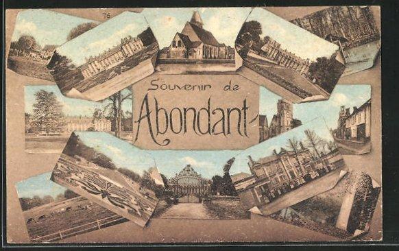 AK Abondant, Park, Schloss und Schule 0