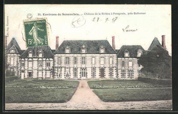 AK Pontgouin, Chateau de la Riviere
