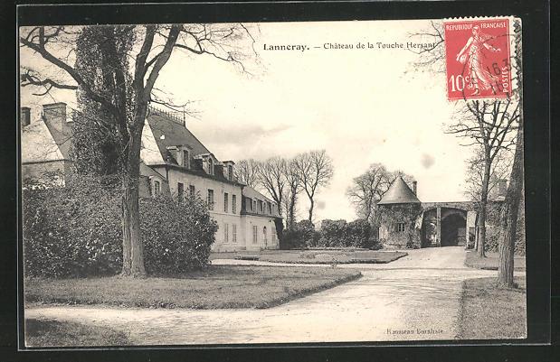 AK Lanneray, Chateau de la Touche Hersant 0