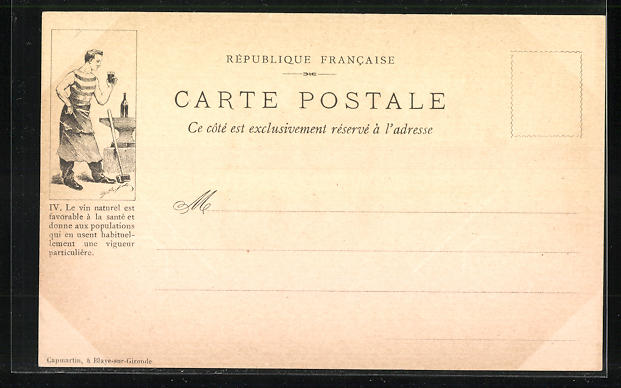 Lithographie Maintenon, Le Chateau, Blick zum Schloss 1