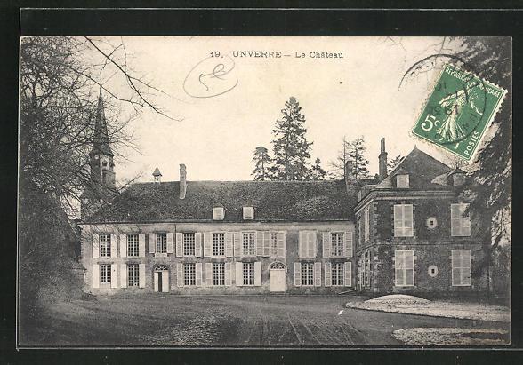 AK Unverre, Le Chateau 0