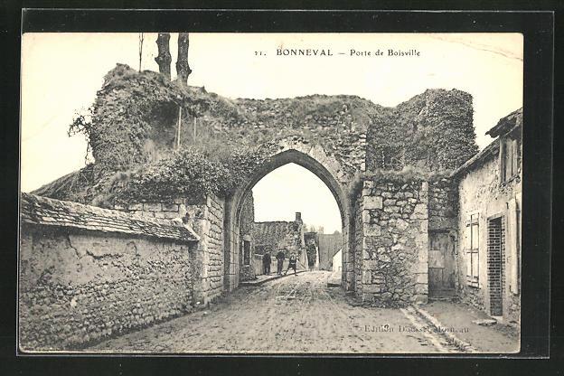 AK Bonneval, Porte de Boisville