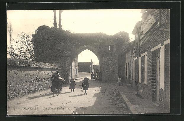 AK Bonneval, La Porte Boisville