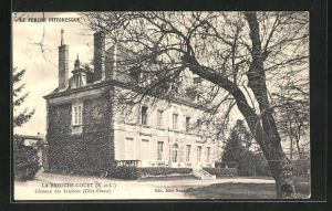 AK La Bazoche-Gouet, Chateau des Linieres