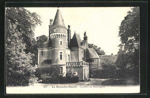 AK La Bazoche-Gouet, Chateau de Beauregard