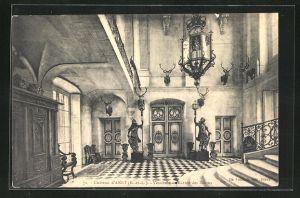 AK Anet, Vestibule et Entree des Salon